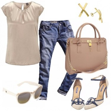 Outfit Chic or sporty?