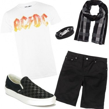 Outfit Rock\'n Roll Night