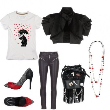 Outfit Rock #2073