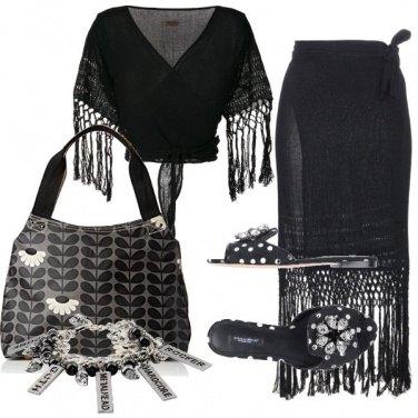 Outfit CMPS Notte folk