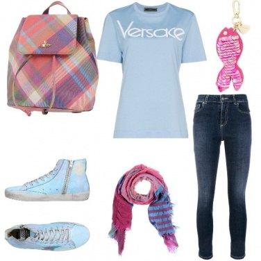 Outfit Tutti i giorni jeans