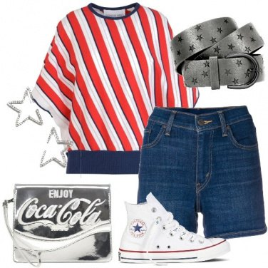 Outfit Fireworks