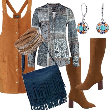 Outfit Country rivisto
