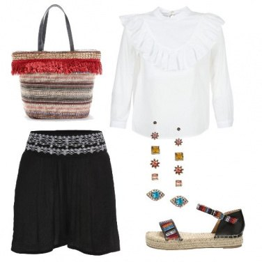 Outfit Etnico #2471