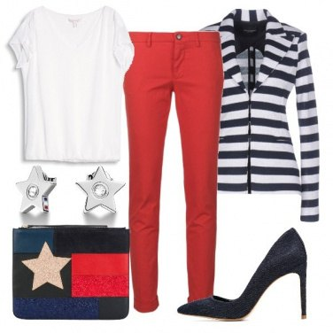 Outfit American dream