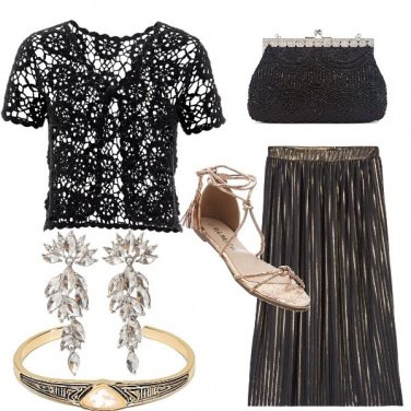 Outfit Cleopatra