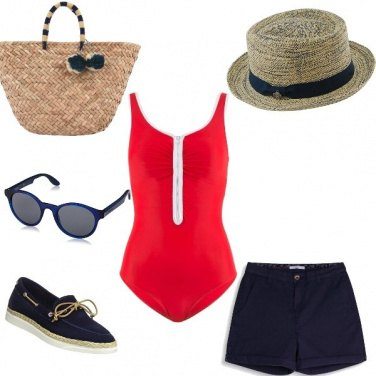 Outfit Vacanza in barca
