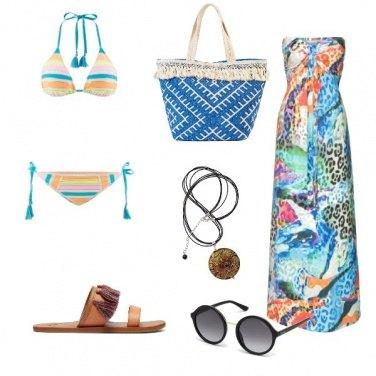 Outfit In riva al mare