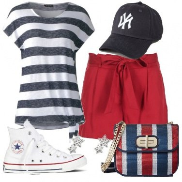 Outfit Born in the USA