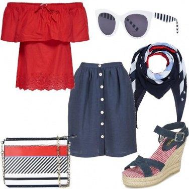 Outfit Bon Ton #7358