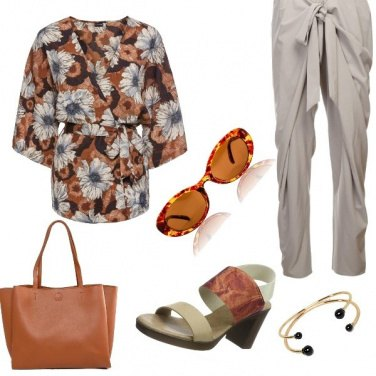 Outfit Pomeggio in città