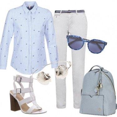 Outfit Camicia e pantalone