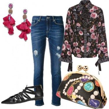 Outfit Casual ma alla moda