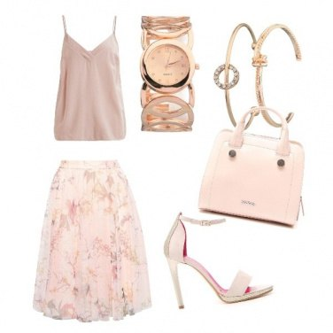 Outfit Pink it\'s my new obsession