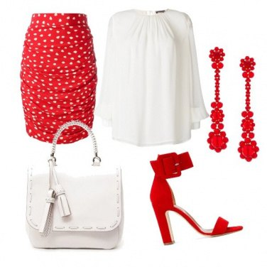 Outfit CMPS Red passion