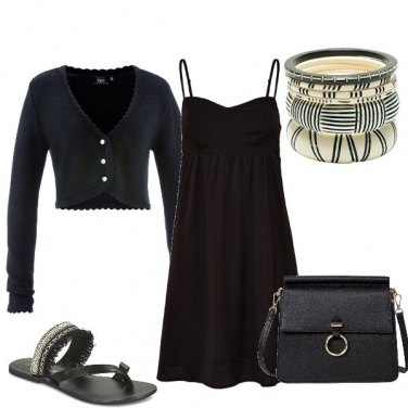 Outfit Serata sotto le stelle