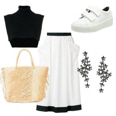 Outfit CMPS Il crop-top definitivo