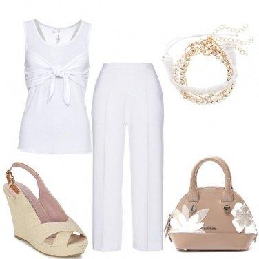 Outfit Amo il bianco
