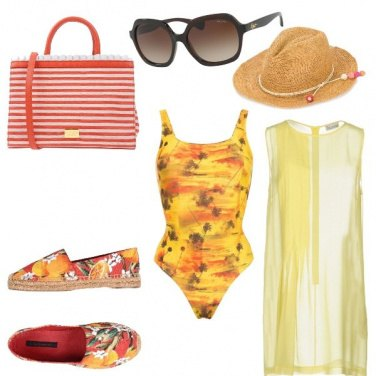 Outfit Vacanza nel resort