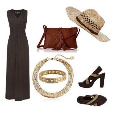 Outfit Cioccolato in estate