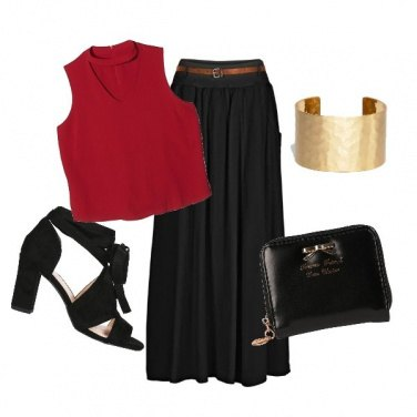 Outfit Rock #2147