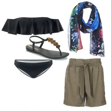Outfit Al mare everyday