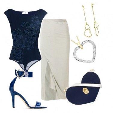Outfit Romantica