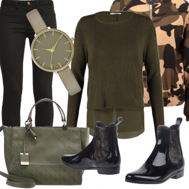 Outfit Frizzante martedì