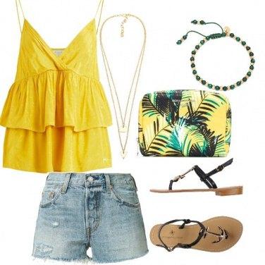 Outfit Like a Sun
