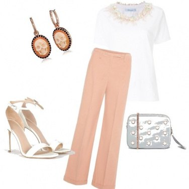 Outfit T-shirt che passione!