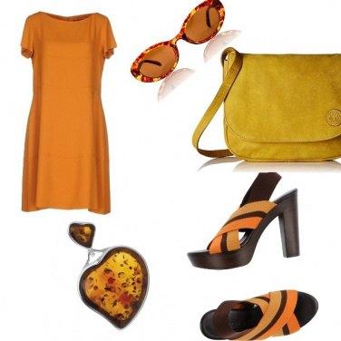 Outfit Colori agrumati
