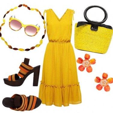 Outfit Per esser come il sole