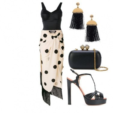 Outfit Etnico #2490