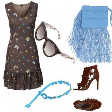 Outfit Frange, che passione!