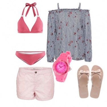 Outfit Bon Ton #7346