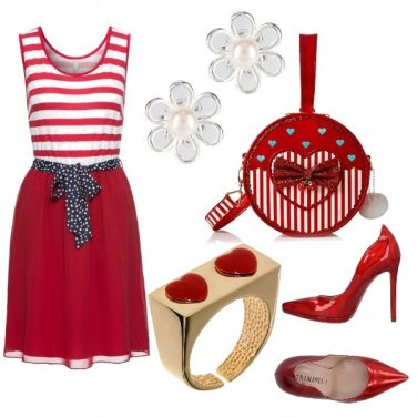 Outfit Minnie Mouse