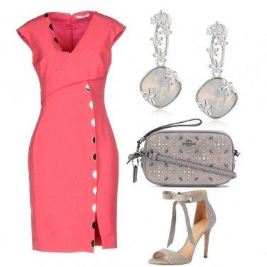 Outfit Raffinata e colorata