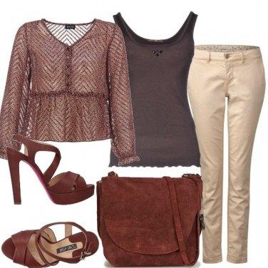 Outfit Cioccolato