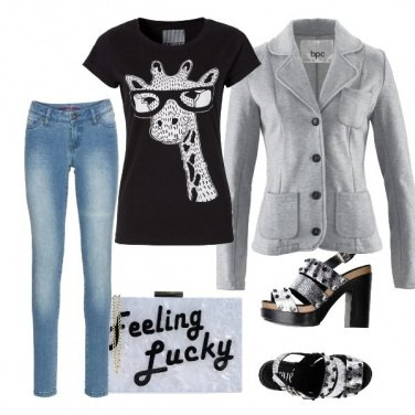 Outfit Rock #2090
