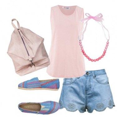 Outfit Voglia di semplicità