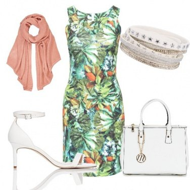 Outfit Chic tropicana