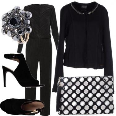 Outfit Sempre nero