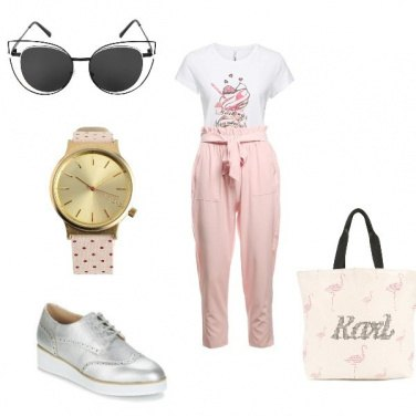 Outfit Pink seduction