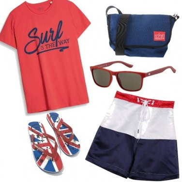 Outfit Welcome back summer