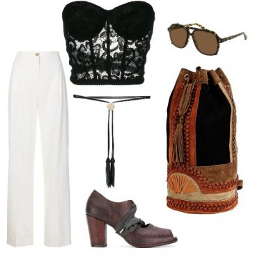Outfit Rodeo chic girl