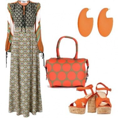 Outfit Etnico #2503