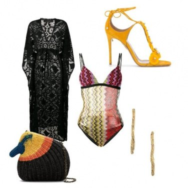 Outfit Ti porto via con Me !
