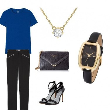 Outfit Casual con classe