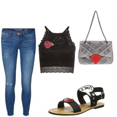 Outfit Love is casual chic