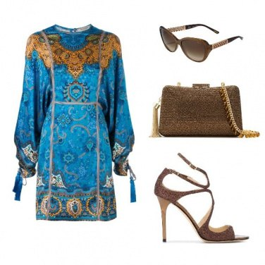 Outfit Etnico #2507